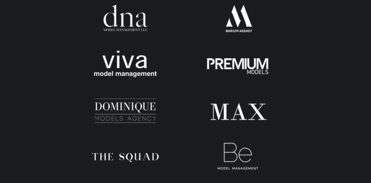 Booker is used by: dna - Marilyn - Viva - Premium - Dominique - Max - The Squad - Be
